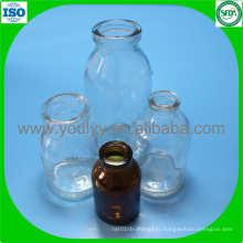 Фармацевтическая стеклянная бутылка для инфузий