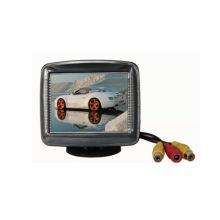 3.5 Inch Tft Lcd Dual Ir High Resolution Pal/ntsc Car Rear View Mirror Monitor With English Osd Menu