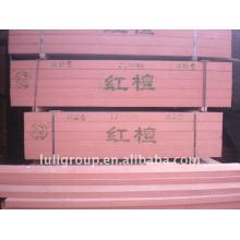 Madeira da madeira da engenharia do carvalho vermelho para a mobília