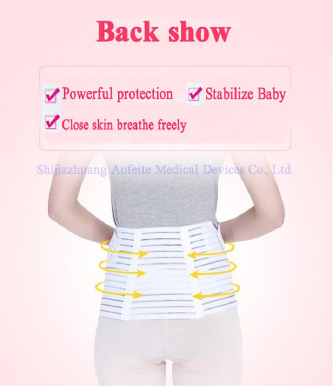 maternity belt back support