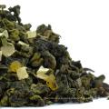 Échantillon gratuit thé chinois meilleur mélange Oolong pêche