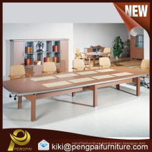 Cheap MDF big long meeting table for wholesale
