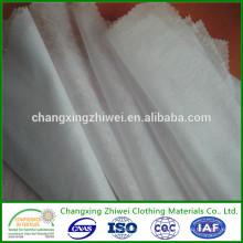 2015 nouveaux produits nouveau prix 100% polyester non tissé entoilage fusible