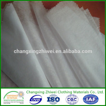 2015 new products new price 100% polyester nonwoven fusible interlining