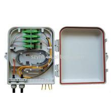 Wall-Mounted Network 12/24/36/48 cores fiber optical distribution box, ftth terminal box