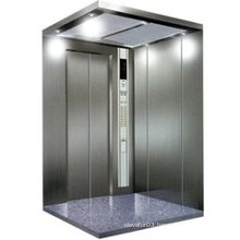 the passenger elevator OTSE good price and good quality small machine room made in china