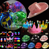 MCH-0759 Party night club flashing Led hat