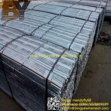 Hochwertige Baustoffe Hochgerüstete Betonschalung