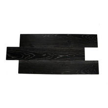 black European oak solid wood composite SPC flooring