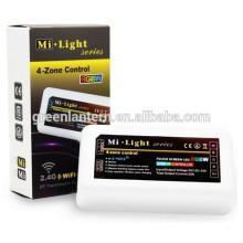 2.4 G 4-зона RGB светодиодная лента контроллер, Ми свет управления RGB приемник