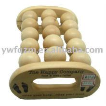 деревянный massager ноги