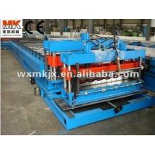 Maquinaria de formación de baldosas de acero esmaltado, máquina de fabricación de baldosas esmaltadas Manfacturer