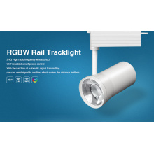 Two Rails WiFi Smart RGBW Track ED Spot Lamp