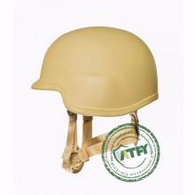 PASGT casco balístico kevlar casco ligero a prueba de balas con el estándar NIJ IIIA para el ejército