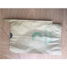 Saco de papel composto da fruta do papel composto impermeável da resistência UV da categoria para a manga crescente com abertura do semicírculo e fio galvanizado