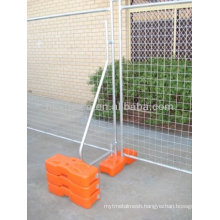 Best price of temporary fence galvanized/powder coated(factory)