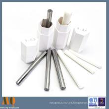 Perno de guía de cerámica de precisión de alta precisión estándar Pin