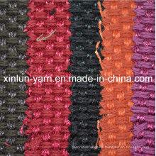 Tela tejida 100% del sofá del poliéster para la tela de la tapicería / del bolso / de la silla