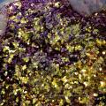 Paillettes changeantes de couleurs vives pour changement de couleur de paillettes caméléon