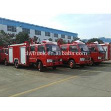 2015 alta qualidade 3ton dongfeng carro de bombeiros, 4x2 mini carro de bombeiros