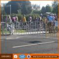 Barreira de controle de multidão pedestre de cerca de Metal de segurança