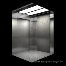 Transparente Glas Aufzug für Verkauf