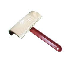 "Eterna Brand Rubber Brush Decorate Paint Roller  4"" WOOD GRAINING TOOL"