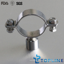 Clip de tubo de sela com parafuso duplo com soquete Bsp