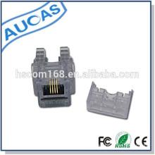 Conector de los módulos RJ11 CAT3