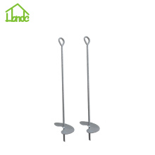Ground Earth Anchor para Gazebos