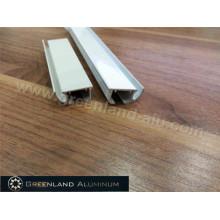 Alumínio Sliding Cortina Track para Home Decor
