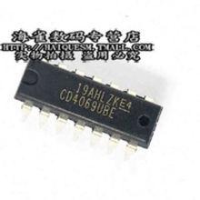 HQSM-- six inverters DIP DIP14 New IC CD4069UBE
