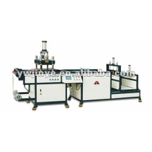 plastic thermoforming machine