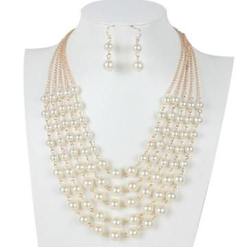 Pearl Bridal Jewellery Sets Wholesale