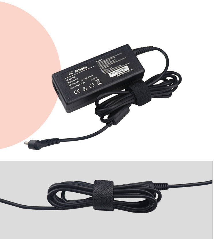 19v 2.37a laptop charger 1