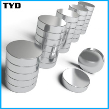 China NdFeB Magnet Manufacturer for N42 Neodymium Disc Magnet