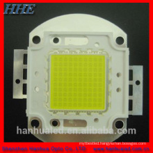 professional 45mil 60mil chip new design bridge lux /epistar 100W high power leds with 120-130lm/w from professional factory