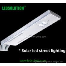 50W integrou luzes exteriores solares do diodo emissor de luz para o caminho, iluminação do jardim