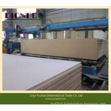 1830*3660mm Size MDF Furniture Grade