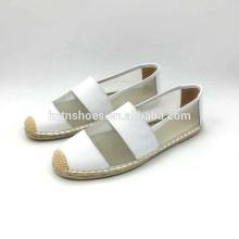 Best price breathable casual shoe men or women espadrille shoe