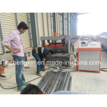 Decking Floor Panel Makeing Machine