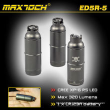 Maxtoch-ED5R-5 Mini Aluminium Led-Taschenlampe