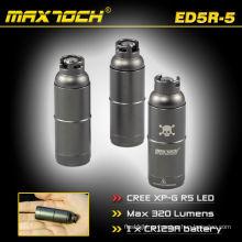 Maxtoch ED5R-5 мини-алюминиевые привело факел