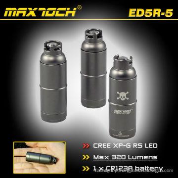 Maxtoch ED5R-5 XP-G R5 LED Mini Lanterna chaveiro