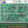 China fábrica pcb placa de ouro pcb ou soluções de montagem