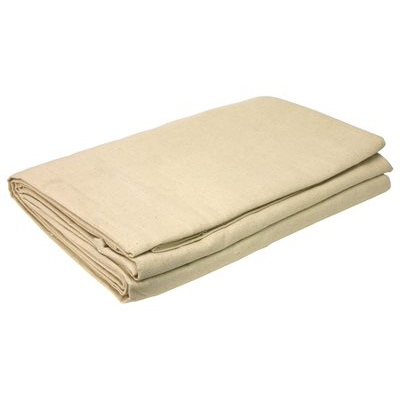 8 OZ Canvas Dust Sheet