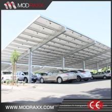 Montage solaire de toit en aluminium de puissance verte (XL184)