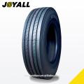 JOYALL Chine Pneu Radial 285 / 75R24.5 de pneu de camion de nouvelle usine de pneu dirigent toute la position