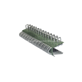 T10 / 22 # Gürtelschnalle mit mittlerer Nadelstärke