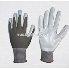 13G Polyester Lining Nitrile Coated Work Glove (5129)